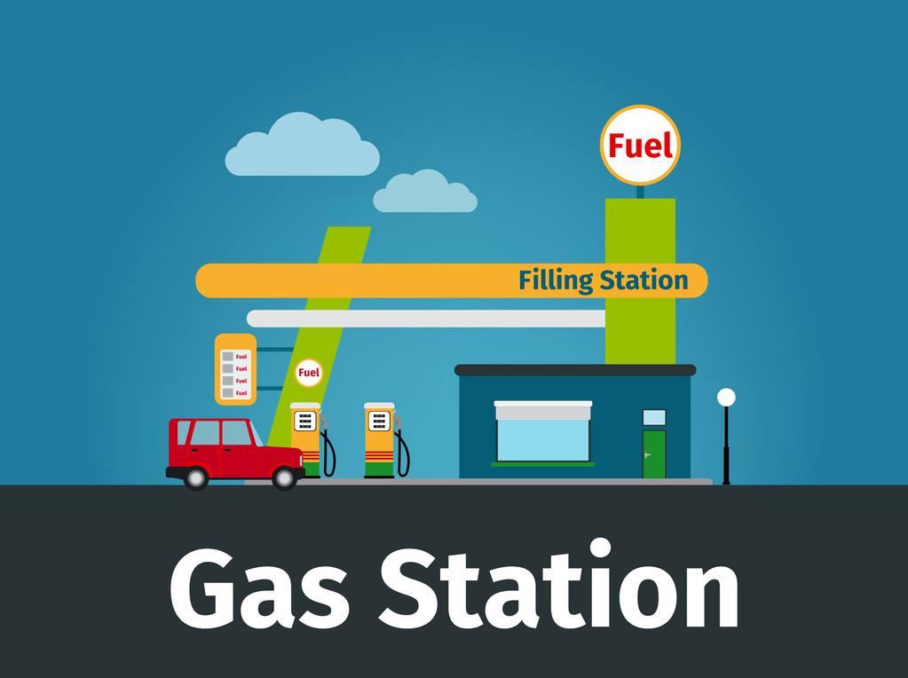 加油站app开发
