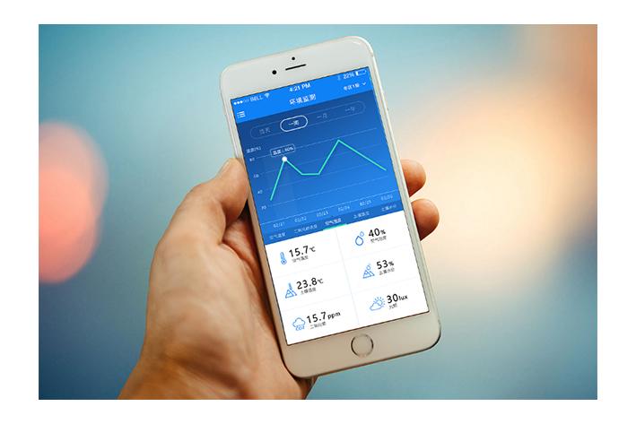 智能农场app开发